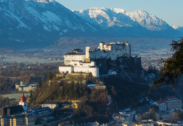 Salzburg, Innsbruck i austrijska jezera