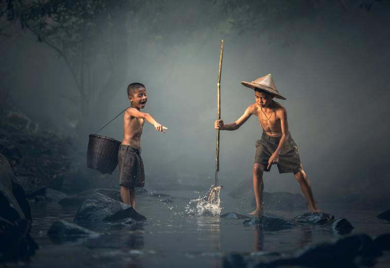 Mistična Burma