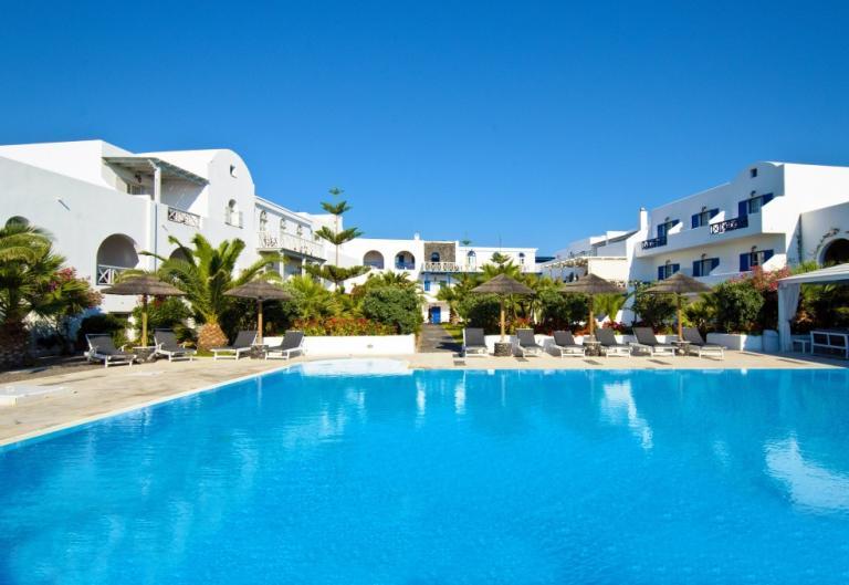 Mediterranean White Resort 4*, Santorini