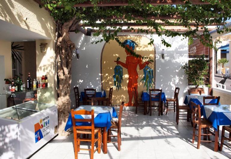 Narkissos 2**, Santorini