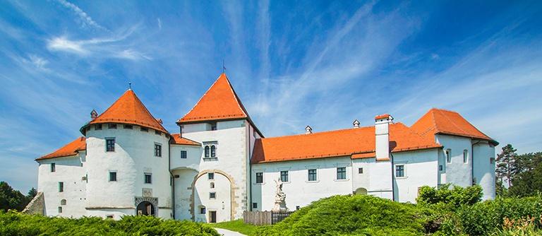 Varaždin Town & Trakošćan Castle