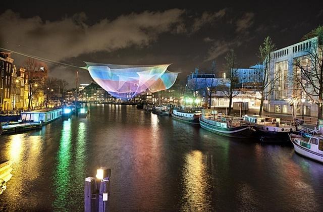 Amsterdam i Festival svjetlosti – Advent: 4 dana
