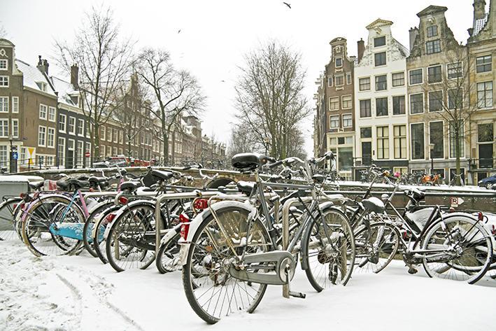 Amsterdam, Nova godina u Amsterdamu uz Festival svjetlosti