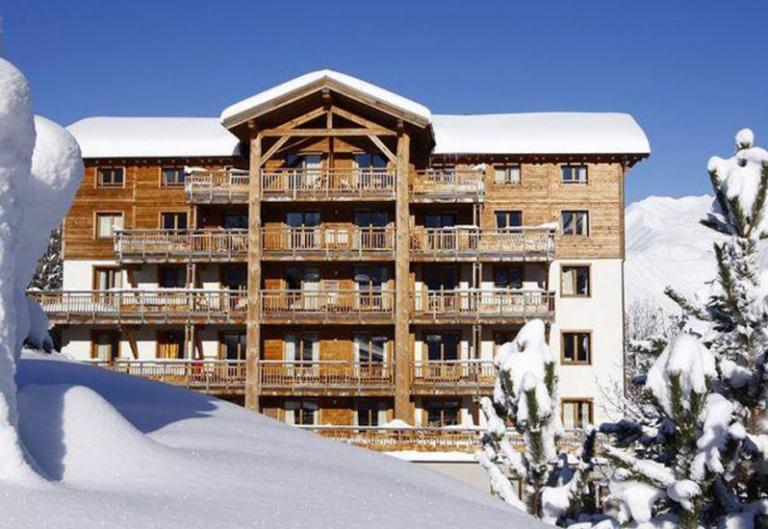 Les 2 Alpes | Residence Alba 3*