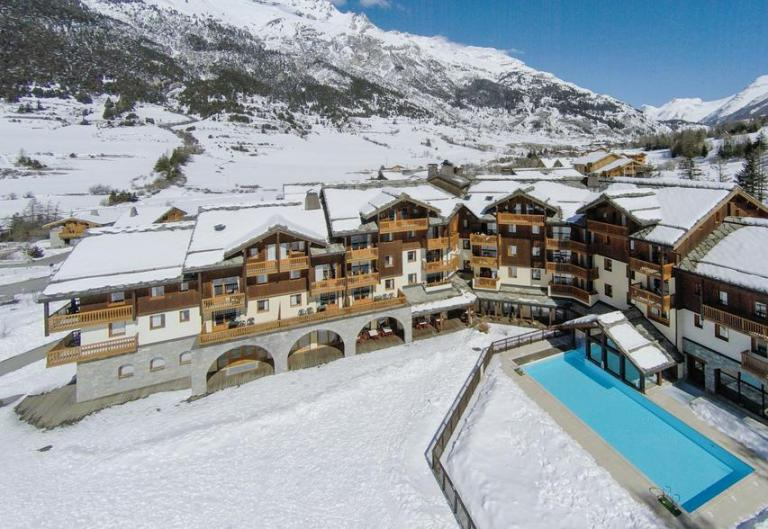 Val Cenis, Lanslebourg | Residence Les Alpages 4*