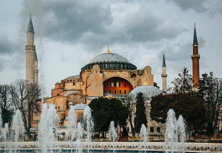 ISTANBUL - 5 DANA ZRAKOPLOVOM