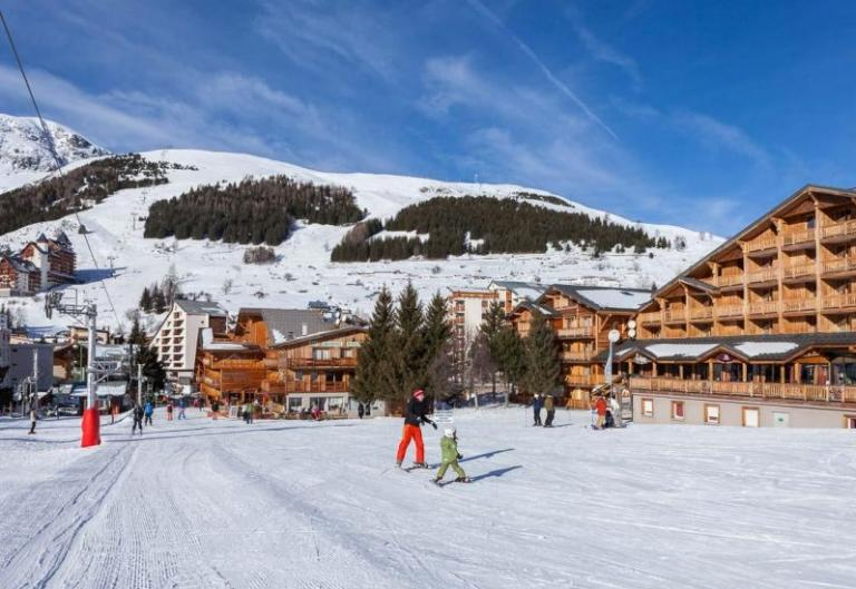Les 2 Alpes | Apartmani Multi Residences 1650