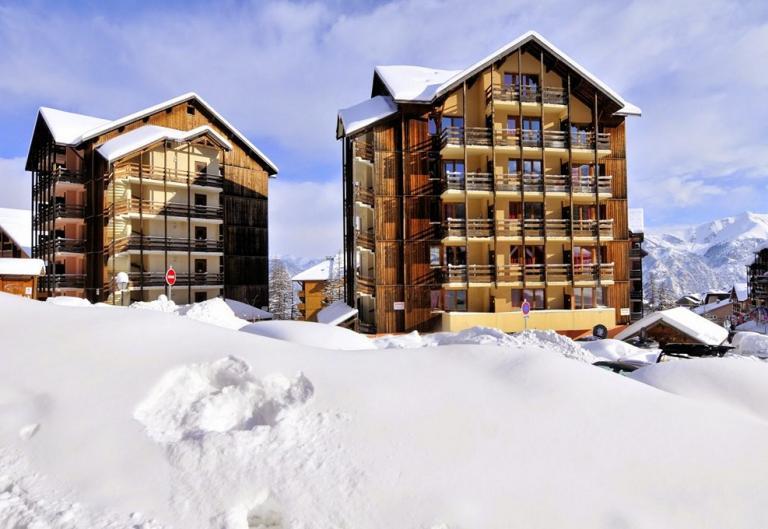 Risoul | Residence Castor & Pollux 3*