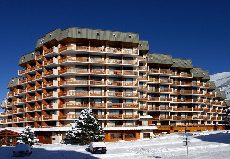 Les 2 Alpes | Apartmani Le Meijotel 3*  ski in, TOP lokacija u strogom centru