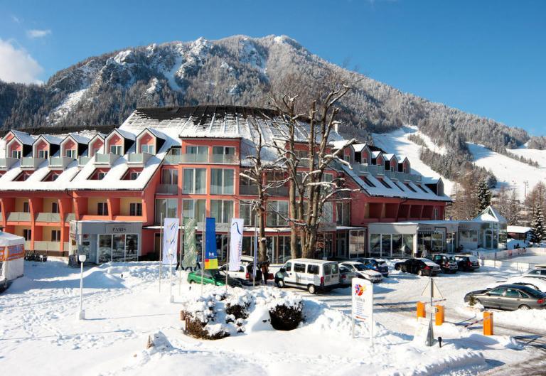 Kranjska Gora – atraktivni ski paketi, Božićni paket i paket Nova godina