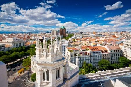 Madrid city break