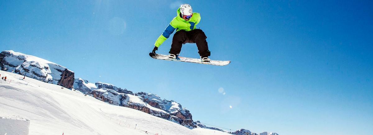 Mjesta za upoznavanje snowboardera