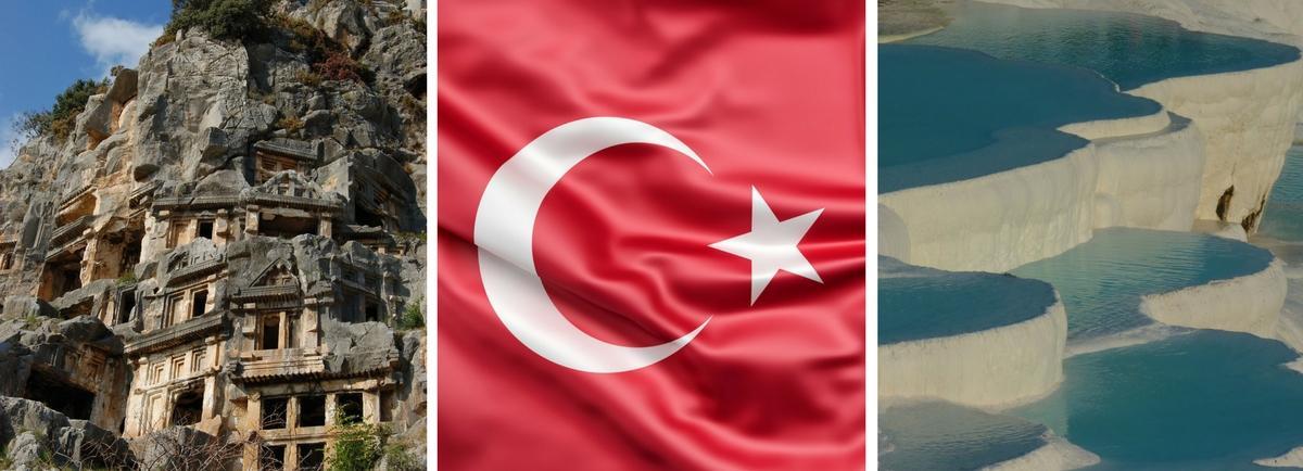 Turska, zemlja na dva kontinenta nalazi se na spoju Istoka i Zapada.